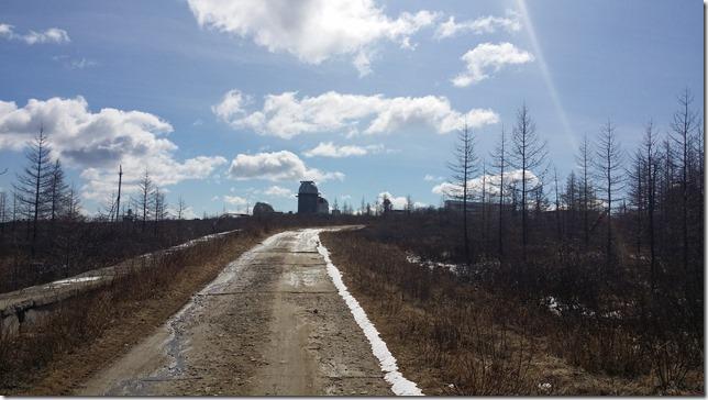 Солнечная Саянская обсерватория
