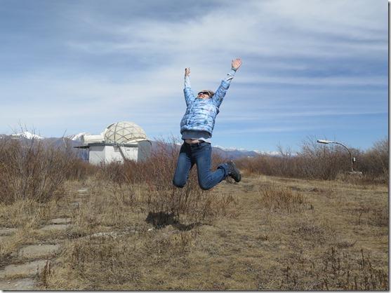 Солнечная Саянская обсерватория. Мечты сбываются!