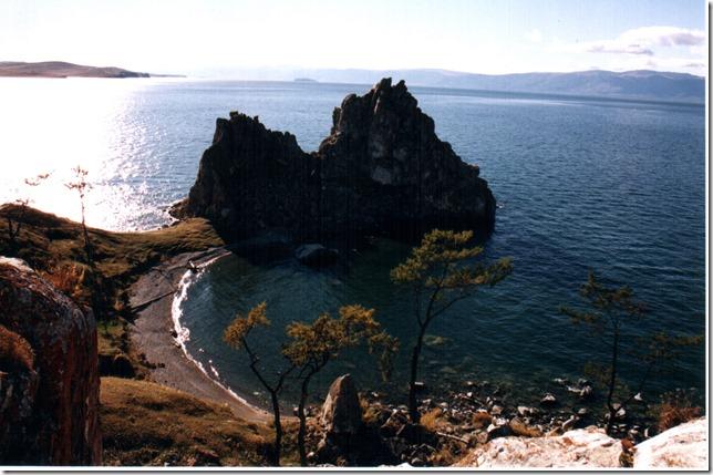 Байкал - Ольхон