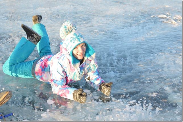 Байкал зимой - Большое Голоустное